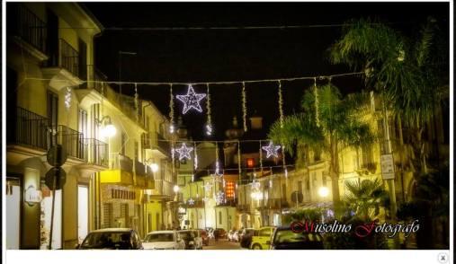 cittanova luminarie natalizie8