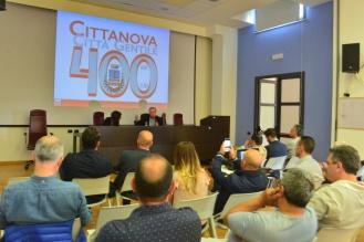 Cittanova logo 400 anni 5