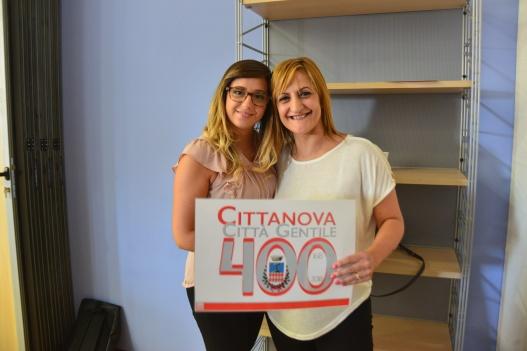 Cittanova logo 400 anni 8