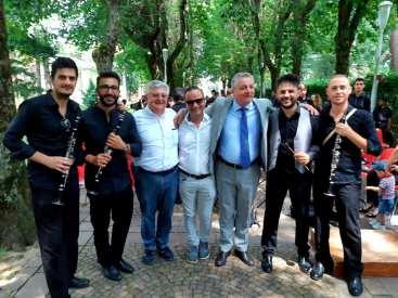 Cittanova 400 anni bande musicali12