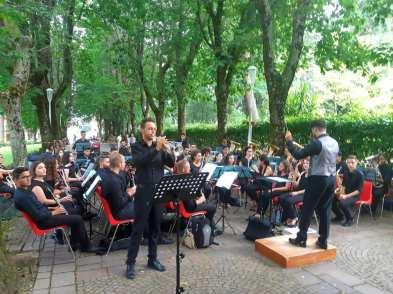 Cittanova 400 anni bande musicali18