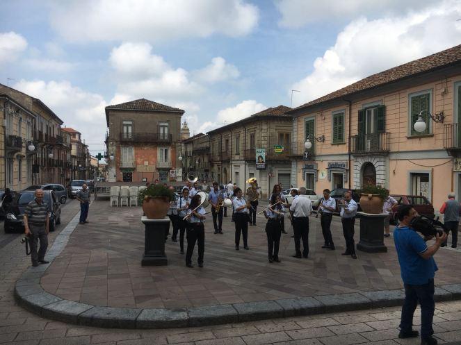 Cittanova 400 anni bande musicali20