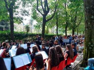 Cittanova 400 anni bande musicali21