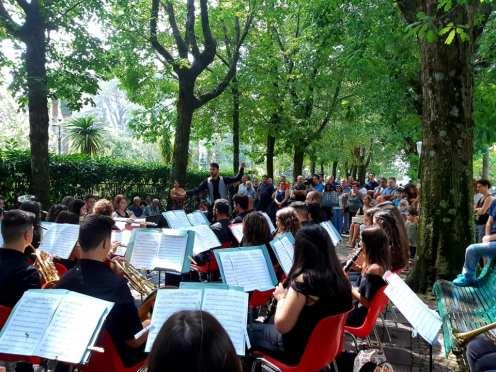 Cittanova 400 anni bande musicali4