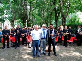 Cittanova 400 anni bande musicali9