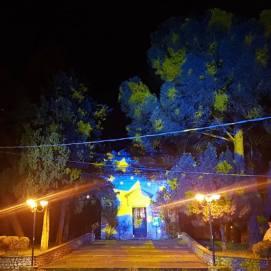Cittanova illuminazione natalizia 2018 11