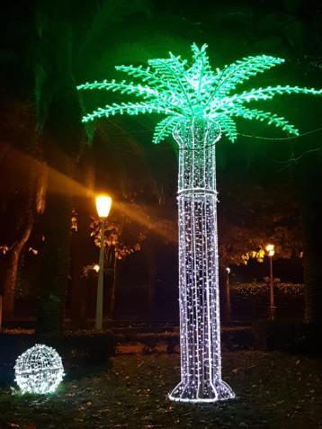 Cittanova illuminazione natalizia 2018 12